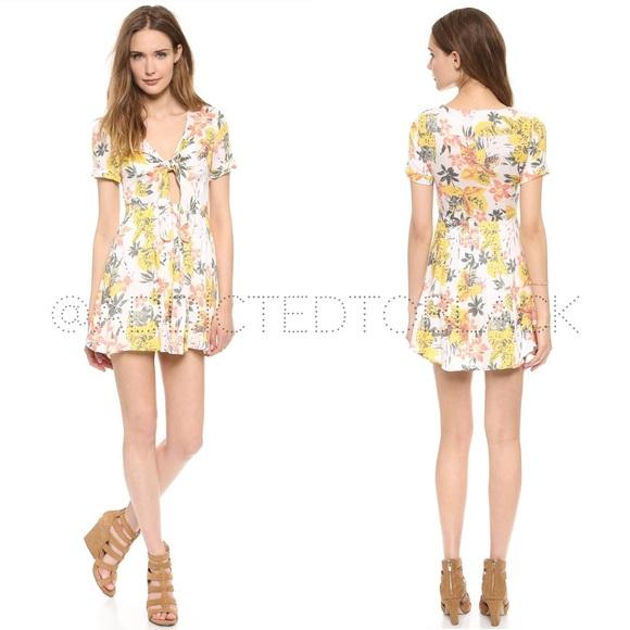7e60e6f1459a Free People Dresses | Part Time Lover Floral Dress | Poshmark